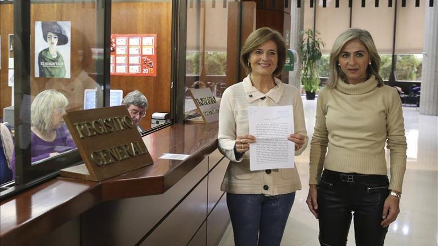 """El PP lleva al TC """"la arbitrariedad"""" impuesta en el Parlamento andaluz"""