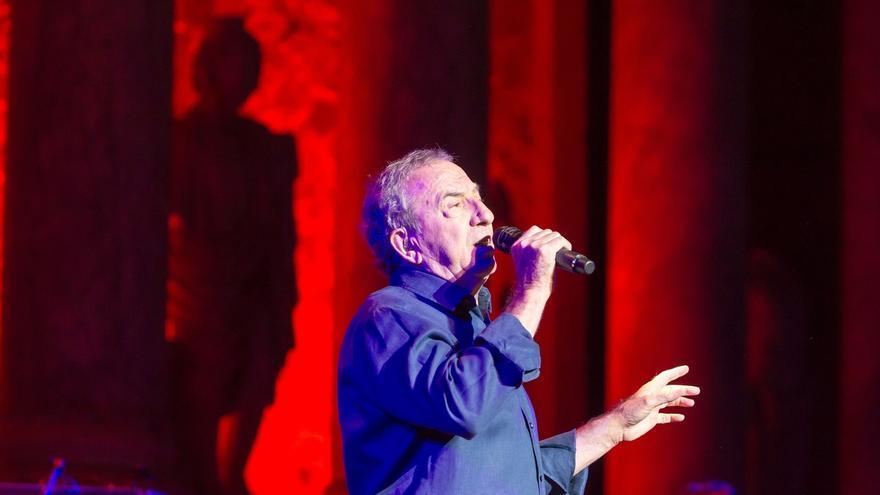 José Luis Perales ofrecerá un concierto el 28 de enero en el Palacio Euskalduna dentro de su gira por España y América