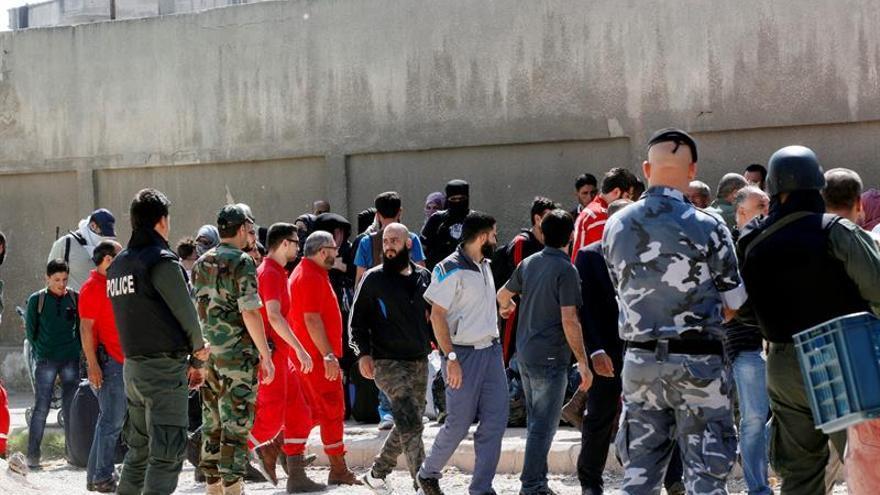 Unas 27.000 personas han huido de sus hogares en noreste de Alepo, según el Observatorio sirio