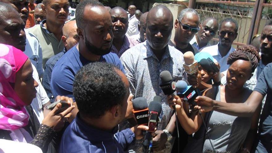 Mueren 3 supuestas terroristas tras atacar una comisaría en Mombasa
