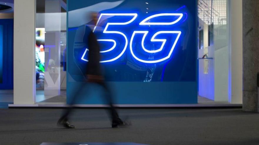 El 5G proveerá una velocidad de navegación 40 veces más rápida.