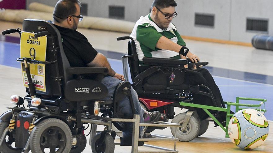 Torneo Ciudad de Córdoba de Fútbol Powerchair en Vista Alegre | TONI BLANCO