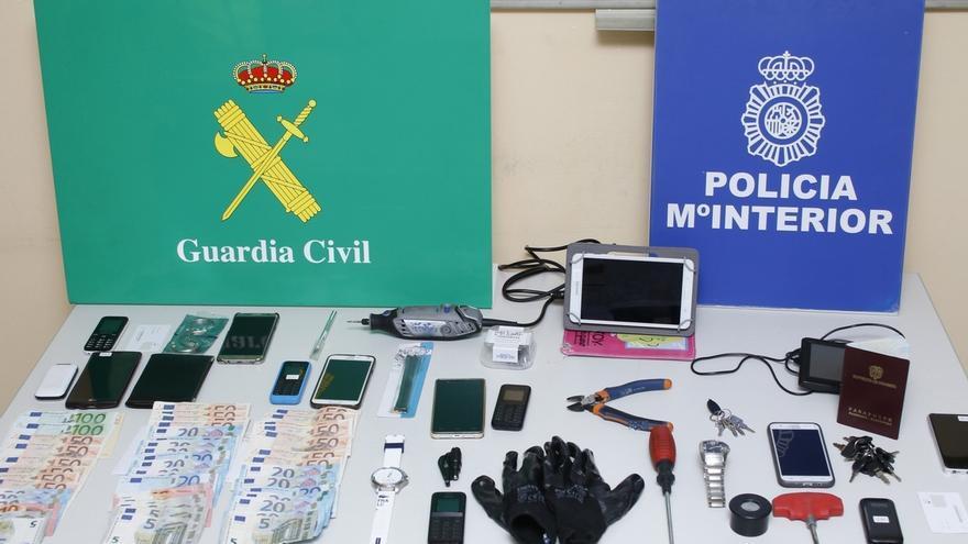 Desarticulado un clan familiar itinerante acusado de 26 robos en Cantabria y otras provincias