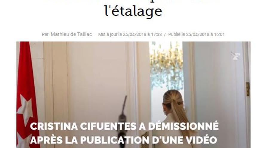 Le Figaro Cifuentes