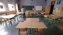 Las Comunidades se niegan a reducir el número de alumnos por aula y sumarán como mucho un docente más por centro