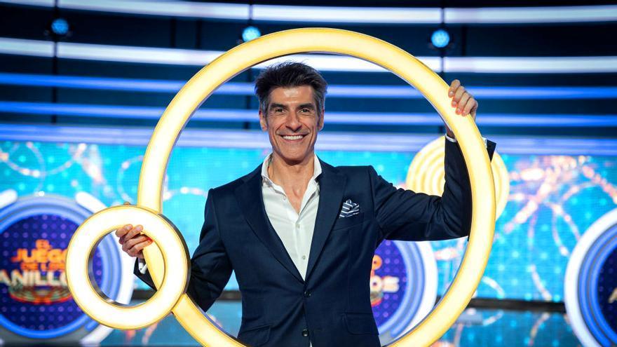 'El juego de los anillos' está al caer en Antena 3: primeras imágenes del concurso de Jorge Fernández