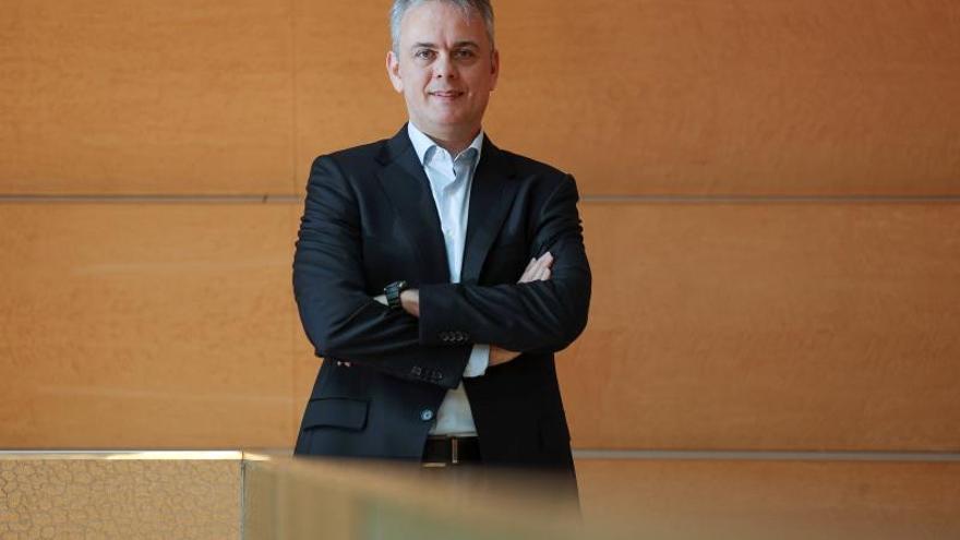 El futuro director general de la Inspección de Trabajo y Seguridad Social, Héctor Illueca.