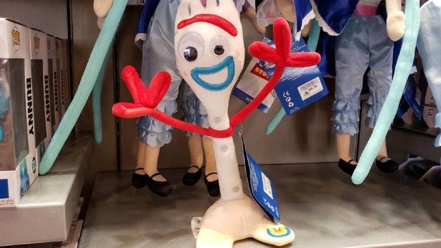 Los Muñecos De Forky El Tenedor De Toy Story 4