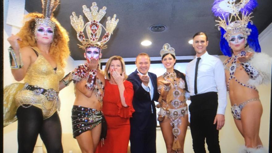 Presentación del Carnaval de Las Palmas de Gran Canaria en Madrid