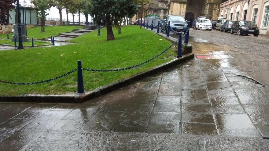 Euskadi alternará desde hoy y hasta el jueves aviso amarillo y alerta naranja por lluvias persistentes e intensas