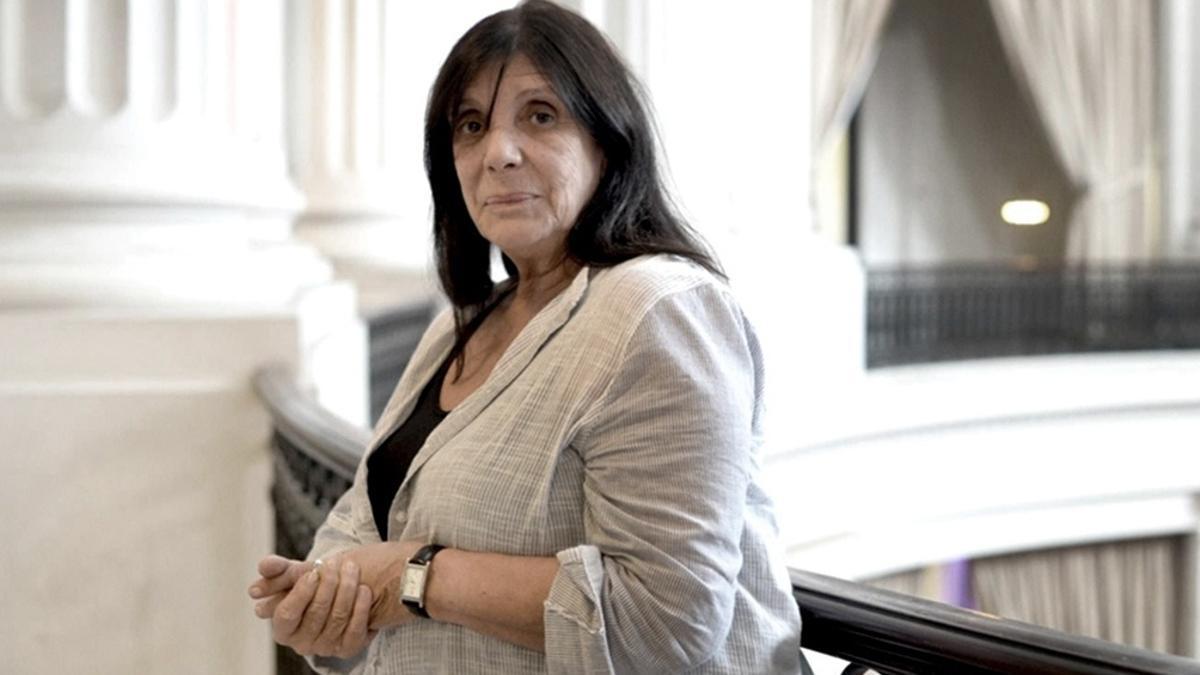 La ministra de Gobierno bonaerense, Teresa García