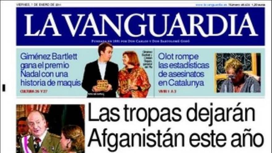 De las portadas del día (07/01/2011) #10