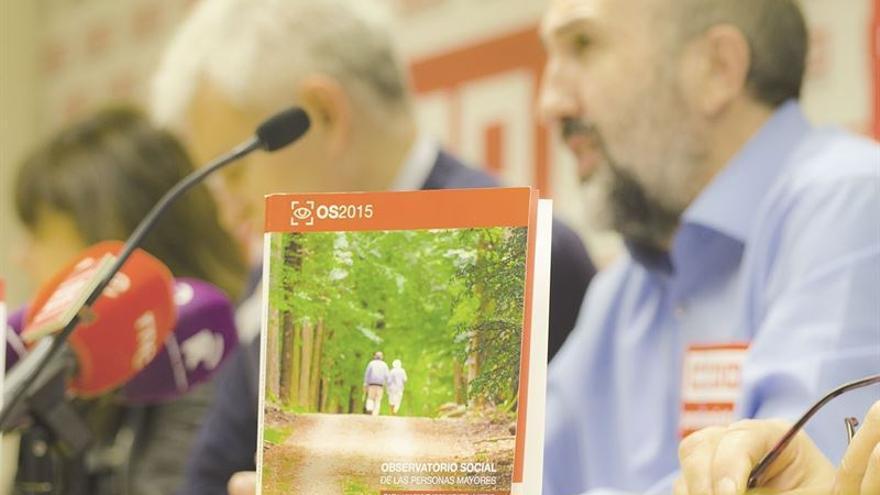 Presentación del Observatorio Social de las Personas Mayores / CCOO