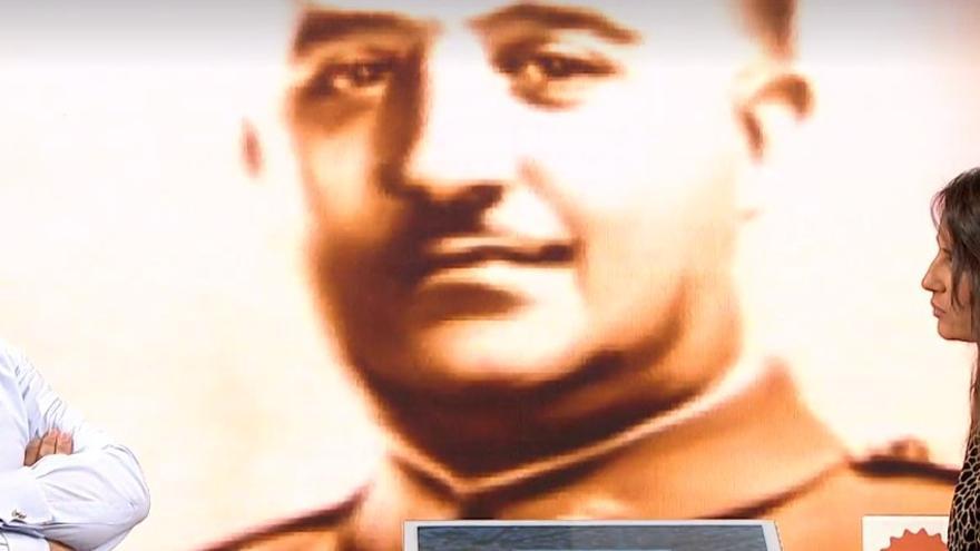 El nieto de Francisco Franco en una entrevista en Espejo Público.