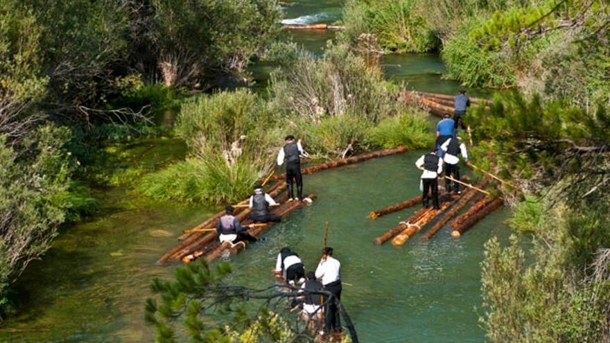 Castilla-La Mancha quiere que los gancheros y la transhumancia sean Patrimonio Inmaterial de la Humanidad