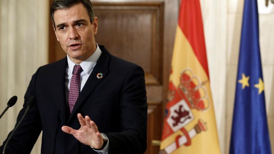 Sánchez acudirá el martes en París a una cumbre de ayuda económica a África