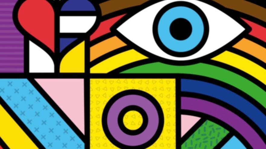Logo del Manchester Pride.