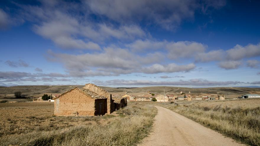 Pueblo de Soria