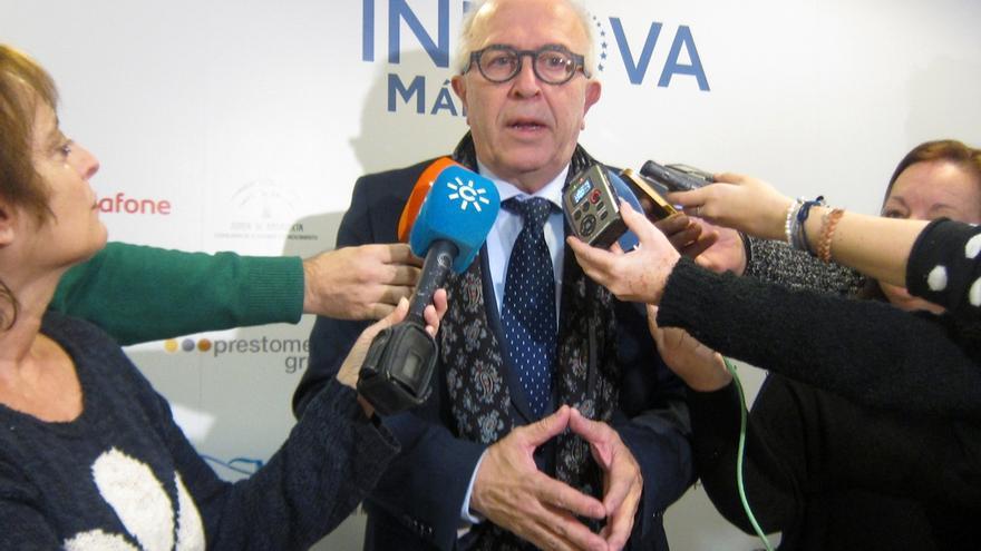 """Sánchez Maldonado dice que """"por fin"""" se demuestra que """"no había ninguna trama política"""" de los cursos de formación"""