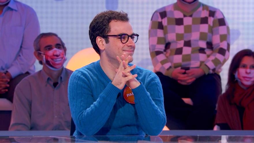 El pasado de Pablo Díaz en 'La ruleta' antes de saltar como concursante a 'Pasapalabra'