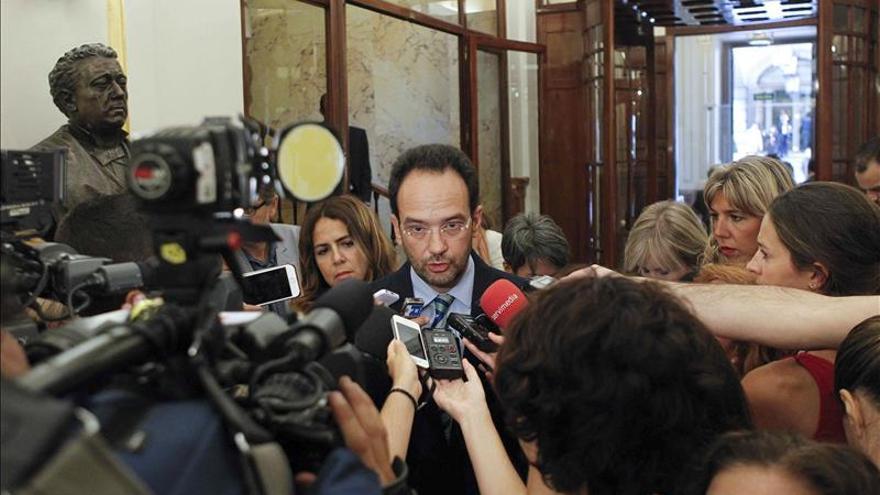 El PSOE pide no esperar a la próxima reunión de la UE para acoger refugiados