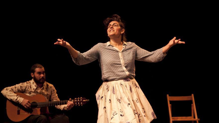 """La Companyia Patrícia Pardo compleix 10 anys en els escenaris i del 26 al 30 d'abril estarà en el Teatre Rialto amb """"El fandango de Marx""""."""