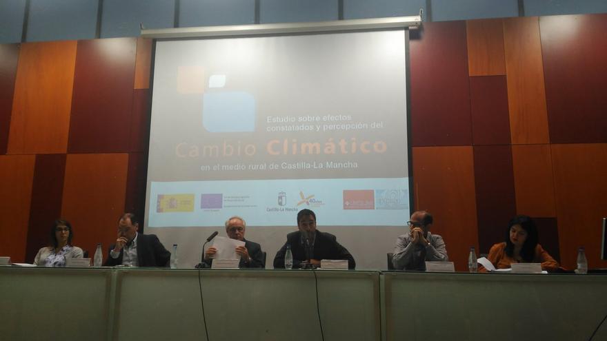 Jornadas de Divulgación sobre el II Informe de Cambio Climático en Castilla-La Mancha