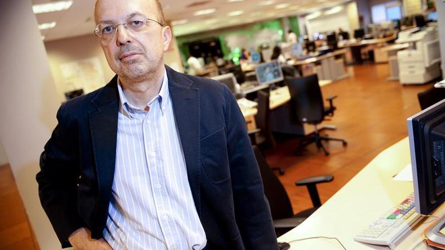 El ex director de RTVCM Nacho Villa