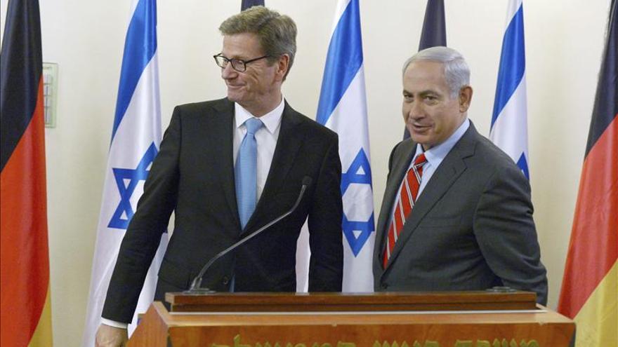 Alemania pide la reanudación de negociaciones de paz entre Israel y Palestina