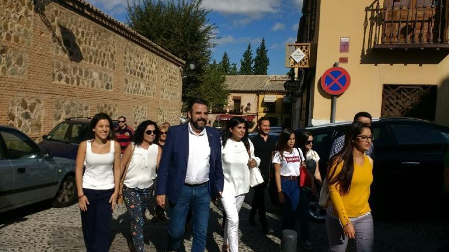 José Luis Blanco presenta sus avales a las primarias PSOE-CLM