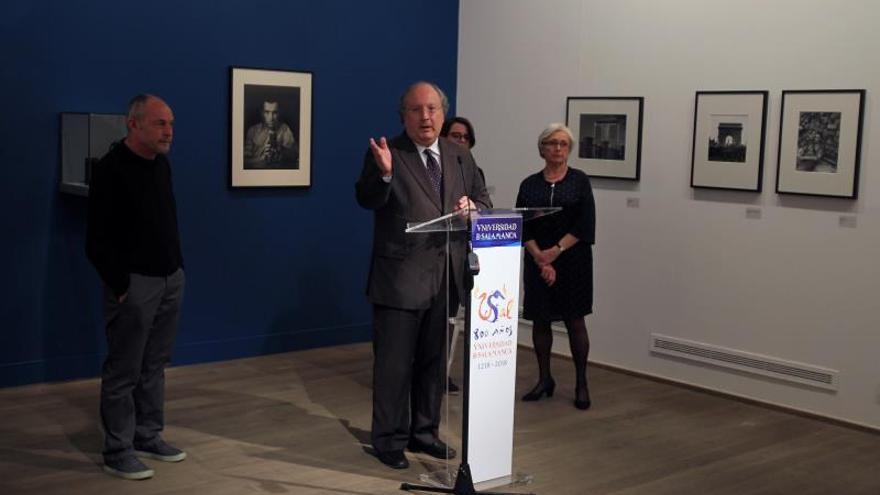 La Universidad de Salamanca exhibe el trabajo de Doisneau, el fotógrafo humanista