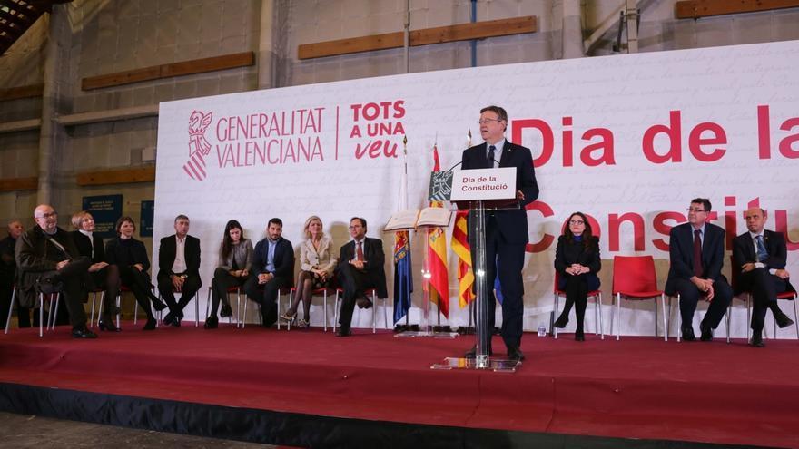 """Puig apuesta por reformar la Constitución para conseguir """"un nuevo encaje territorial"""" en un proyecto común"""