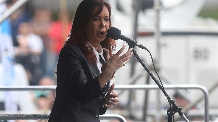 La Fiscalía argentina reitera una petición para que Fernández sea citada a declarar