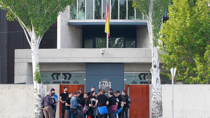 EH Bildu pide que una miembro de Segi encarcelada explique su caso en el Parlamento vasco