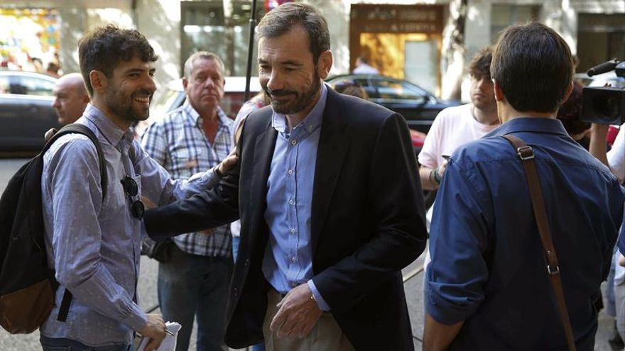 """Tomás Gómez exige disculpas a Sánchez por """"sembrar dudas"""" sobre el tranvía de Parla"""