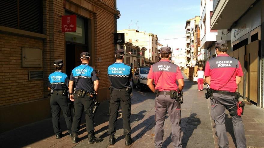 Denunciados dos jóvenes en el encierrillo de Peralta por citar a los novillos