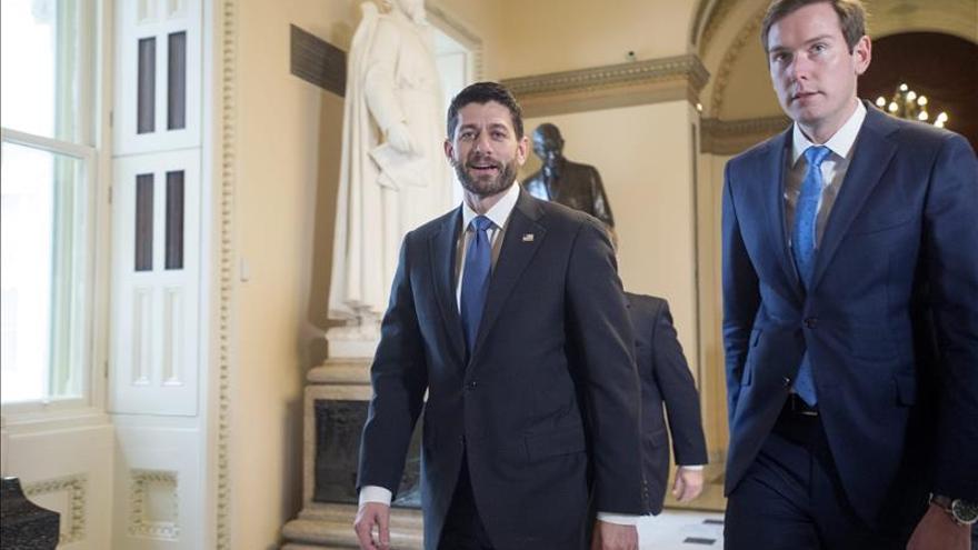 El Congreso de EE.UU. aprueba el presupuesto para 2016 por 1,15 billones de dólares