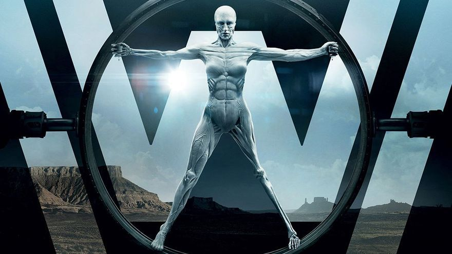 Imagen promocional de Westworld. (wiki)