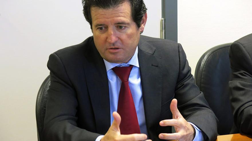 José Císcar, presidente del PP provincial de Alicante
