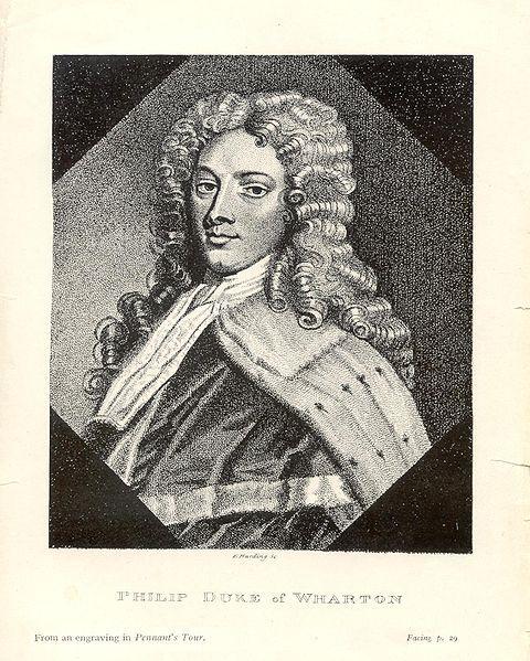 Duque de Wharton | WIKIMEDIA COMMONS