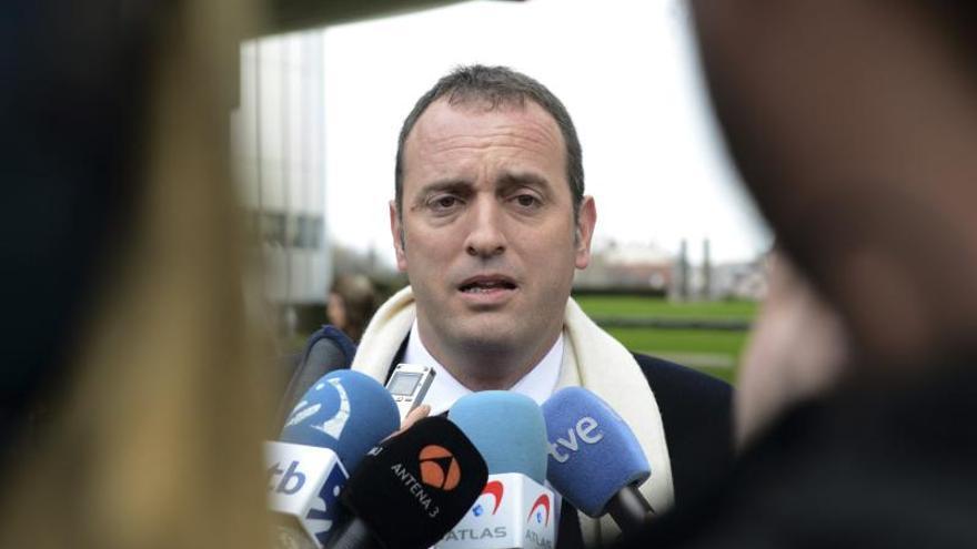 Las víctimas estudian presentar una querella contra el juez que autorizó la marcha de Bilbao