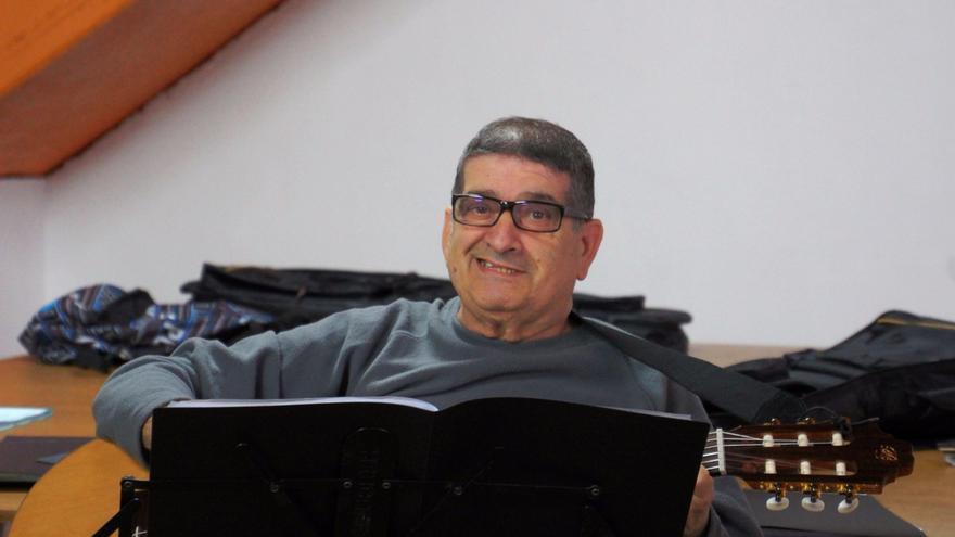Pepe Fernández en una imagen de archivo. Foto: JOSÉ AYUT.