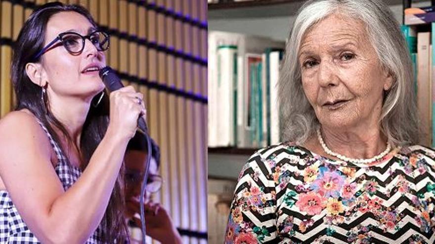 Soledad Quereilhac y Beatriz Sarlo