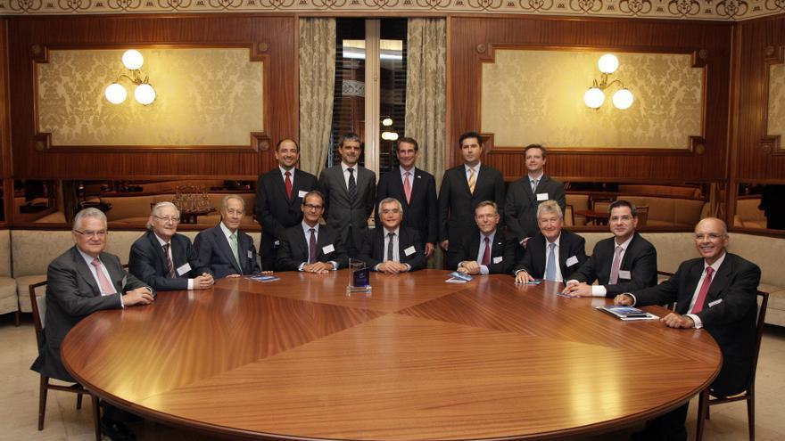 La Cámara de Comercio de Estados Unidos en España premia a Acerinox, OHL y Mango