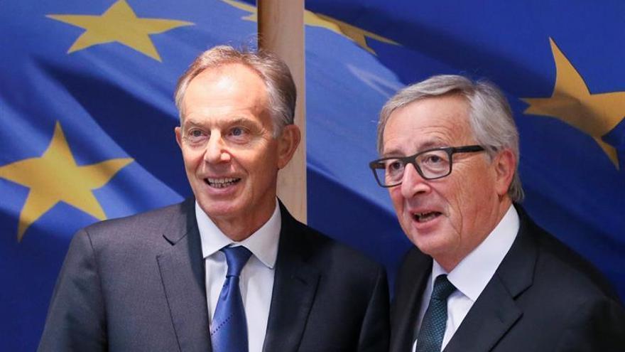 """Blair pide a los proeuropeos que ayuden a cambiar la opinión sobre """"brexit"""""""