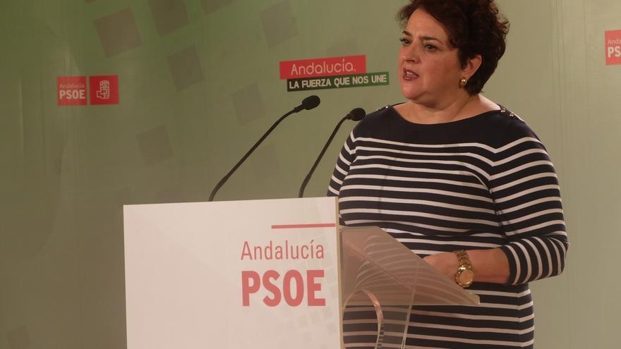 Teresa Jiménez anuncia que no optará a la reelección como secretaria provincial del PSOE