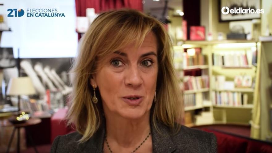 Gemma Nierga, sobre Inés Arrimadas