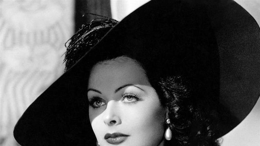 Hedy Lamarr, la venus del celuloide que inventó el wifi
