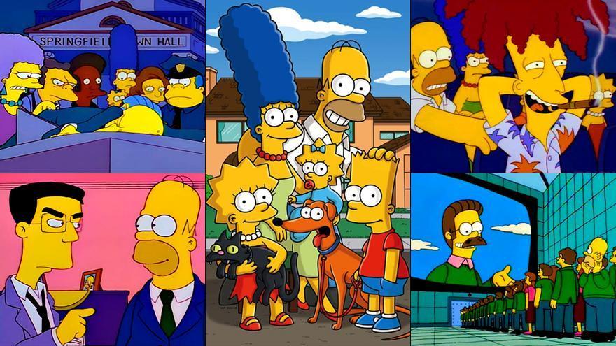 Celebramos el Día internacional de Los Simpson