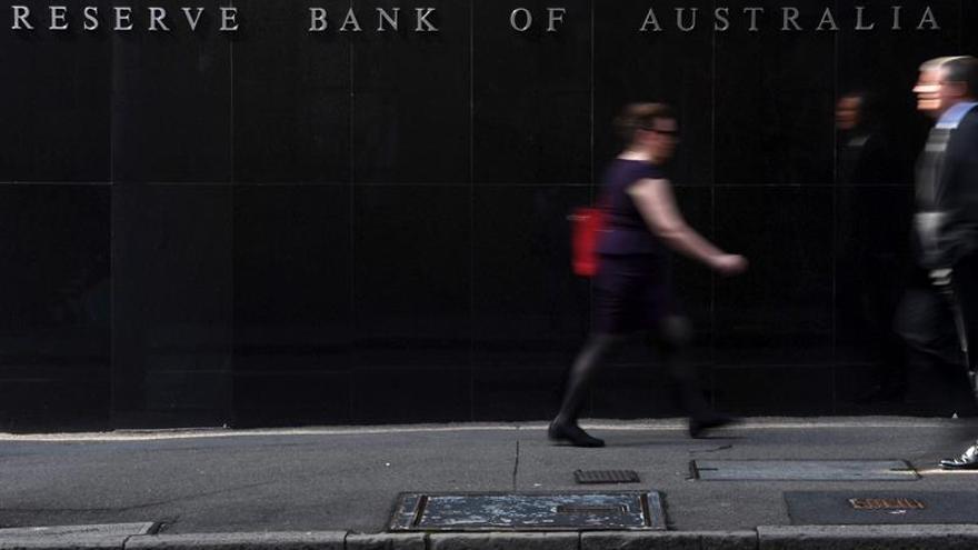 Australia rebaja sus tipos de interés a un mínimo histórico del 1,75 %
